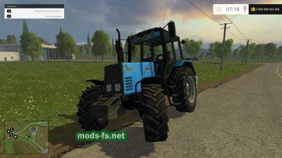 Беларус 892 v2.0 для FS 2015