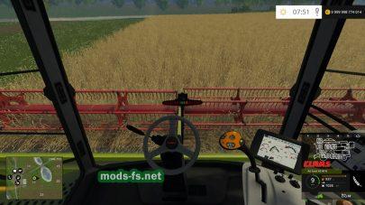 CLAAS LEXION 670TT mods
