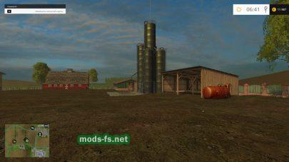 Карта Турции для Farming Simulator 2015