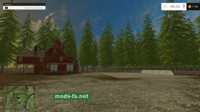 «Trakya Map» mods