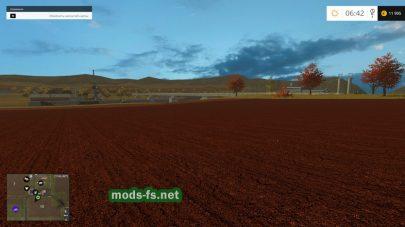 Мод осенней карты для Farming Simulator 2015
