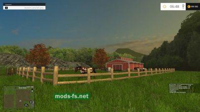 Лошади в игре Farming Simulator 2015