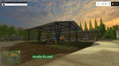 Карат «Thuringer Oberland 1988 V5.2 Fix Multifruit» для Farming Simulator 2015