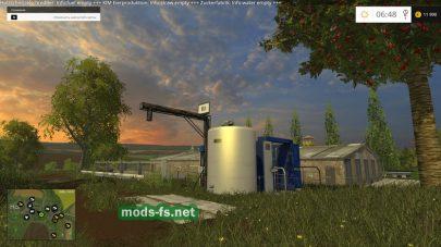 Multifruit карта Farming Simulator 2015
