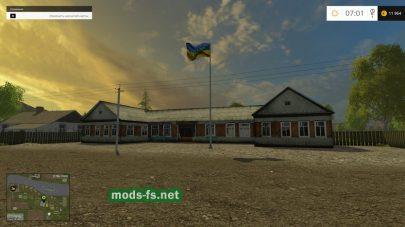 Скриншот карты «UKRAINE»