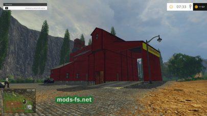 Скриншот карты Fazenda Pandora