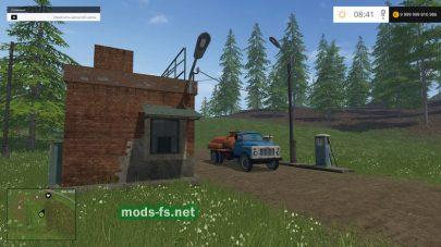 gaz-53 mods