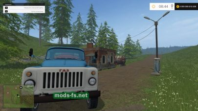 Модификация бензовоза для Farming Simulator 2015