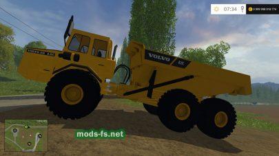 Мод грузовика VOLVO BM A25C