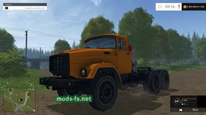 ЗИЛ 133 ВЯТ для Farming Simulator 2015