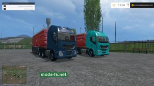iveco-hiway mods