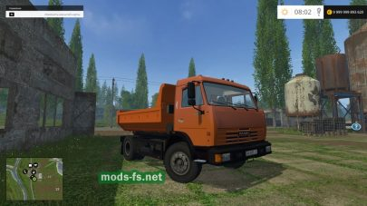 kamaz-43255