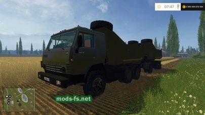 Грузовик КамАЗ 54102