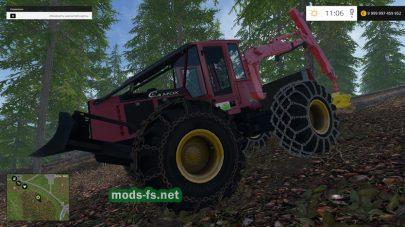 «LE CAMOX F175 GRUE» mods