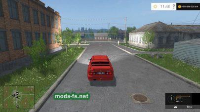 Скриншот мода «MB E190 2.5-16 Evolution II»