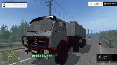 MB NG 1632 4X4 для FS 2015