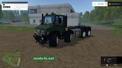 Небольшой грузовик для игры FS 2015