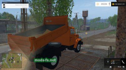 Скриншот мода «ЗИЛ-ММЗ-45085»