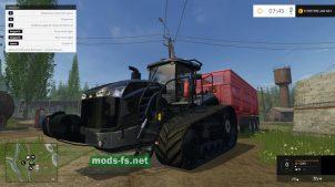 Мод большого гусеничного трактора CHALLENGER
