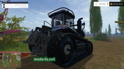 Мод гусеничного трактора CHALLENGER MT875E 2016 X-EDITION