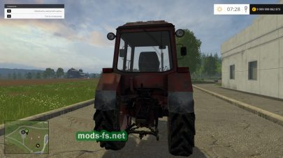 Мод «MTZ-82 by SP»