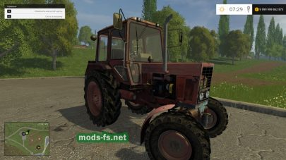 «MTZ-82 by SP» для Farming Simulator 2015