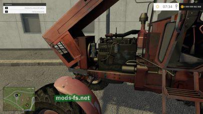 MTZ-82 by SP mods