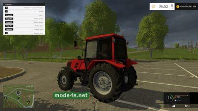 mtz-1025 mods