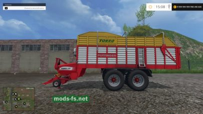 Мод Pottinger Torro 5700