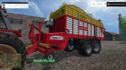 Pottinger Torro 5700