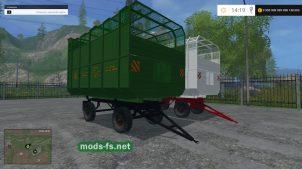 "Мод сундука ""2ПТС 4.5"" для FS 2015"