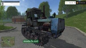 Гусеничный T150 ХТЗ для FS 2015