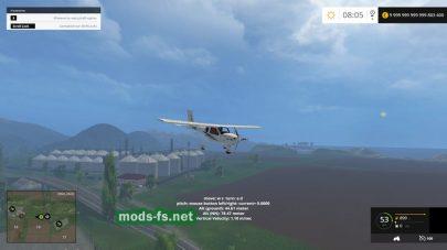 tfsg jabiru j160 mods