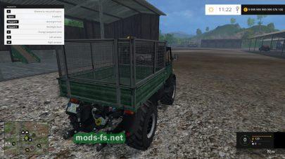 unimog 406 cabrio mods