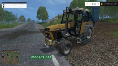 Скриншот мода URSUS 912