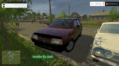 vaz-2109 mods