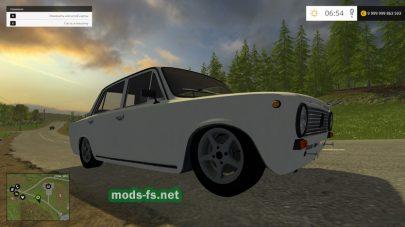 Скриншот мода «vaz-2101 blan»