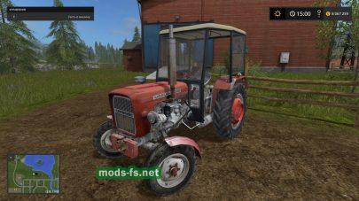 Трактор URSUS C330