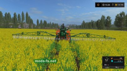 Мод 4Real Module 01 — Crop Destruction