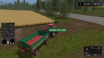 GPS для Farming Simulator 2017
