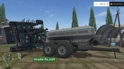 "Скриншот мода ""American Super Seeder"""