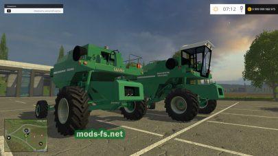 «ARBOS 705A4L» и «ARBOS 400 AL» для FS 2015