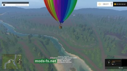 Balloon Trip mods