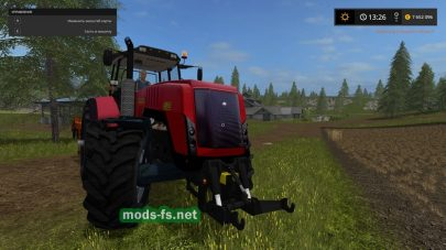 Беларус-4522 для Farming Simulator 2017