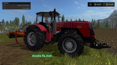 belorus-4522 mods FS 2017