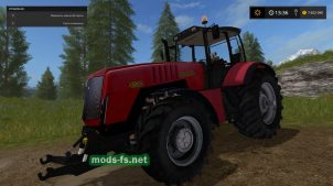 МТЗ-4522 для игры FS 2017