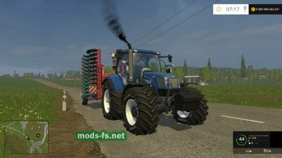 Трактор NH T6.160/175