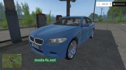 Мод BMW M5 ZIVIL KDOW
