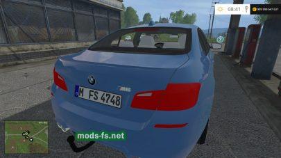Скриншот мода BMW M5 ZIVIL KDOW