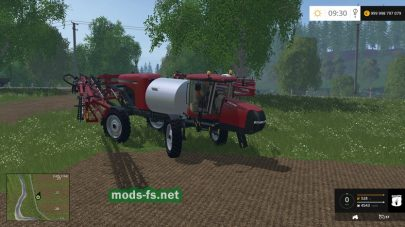 CASE IH 4440 Patriot Sprayer